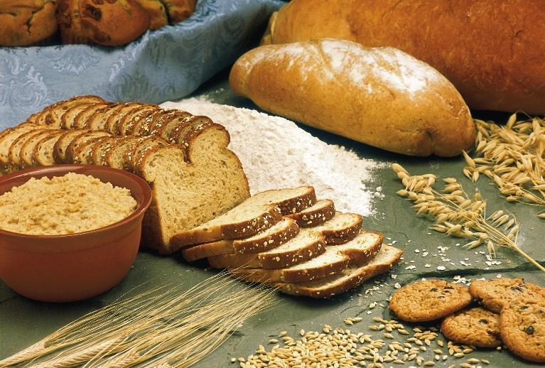 全穀類食物補纖維也補維生素B群