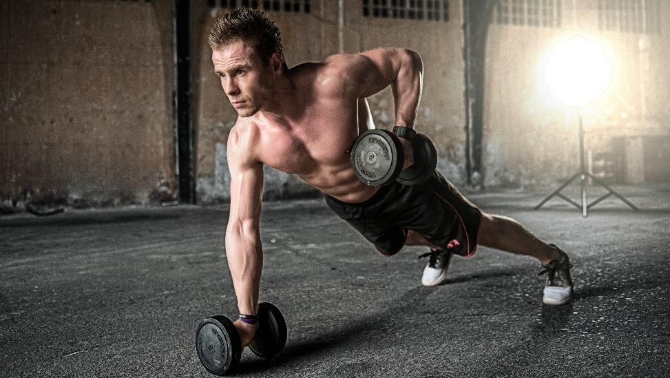 高強度運動後可補充左旋麩醯胺酸